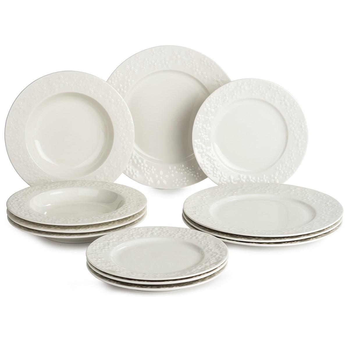 Banquet Blanche súprava tanierov 482906e47ea