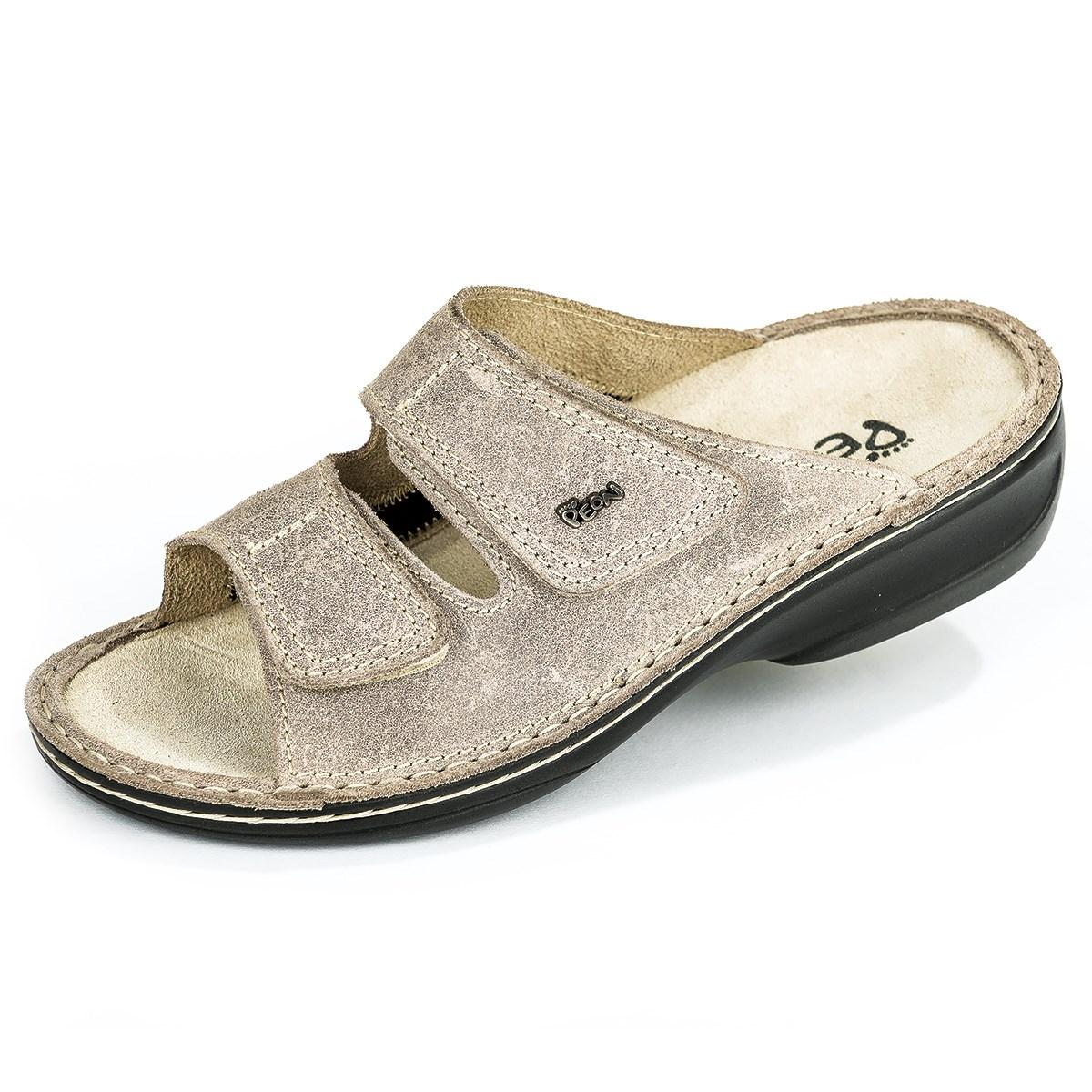 4dc5510071de Peon dámske papuče MJ3701 béžová ...