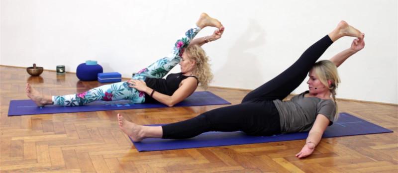 Ako cvičiť jógu