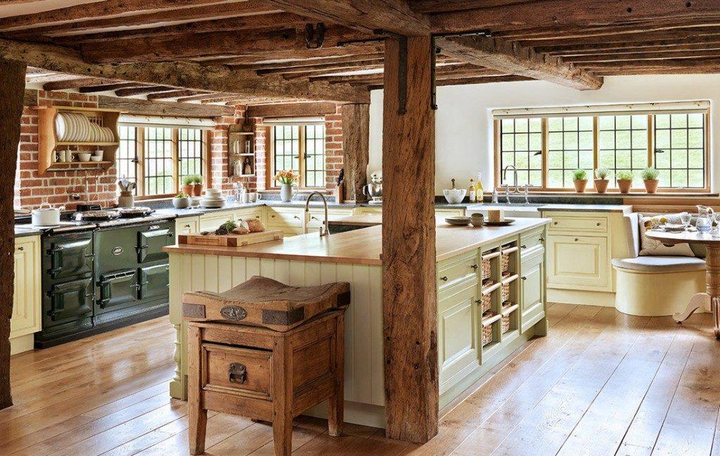 Útulná kuchyňa